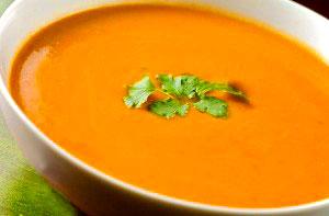 Thai, Coconut, Broccoli and Cilantro Soup Time 2 Thrive