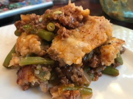Low Carb Shepherd's Pie